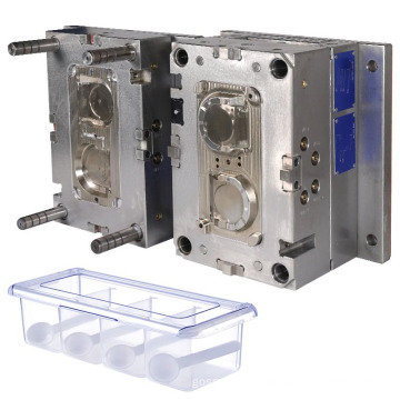 manufacturer professional OEM high quality plastic seasoning box mould abs storage box injection mold
