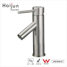 Haijun caliente producto 2017 AB1953 económica cubierta montada en el lavabo del baño grifo