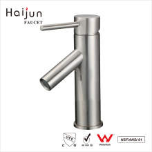 Haijun Hot Product 2017 AB1953 Economic Deck Mounted Bathroom Basin Faucet