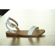 Женские летние новогодние дышащие сандалии с пряжкой