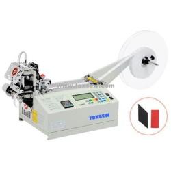 Maszyna do cięcia automatycznego satynową tasiemką na łuki