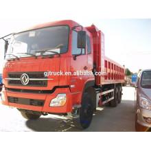 Dongfeng 6X4 camión volquete