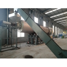 Continuous Rotary Sawdust Charcoal Carbonization Furnace
