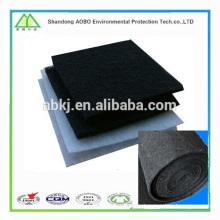 Precio de fábrica filtro de tela / filtro de algodón en rollo (color azul y blanco)