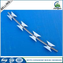 CBT-30 Galvanized Blade Razor Wire