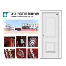Porta de madeira de aço interior (LTG-120)