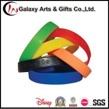 Lot Popular colorful Silicone Sport Bracelets/Fashion Wristband