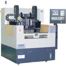 CNC Glass Engraving Machine for Mobile with High Quality (RCG500D)