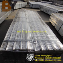 High Ribbed Metal Mesh Construction Formwork