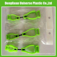 Most Popular Light Green Glove Clips (YW032)