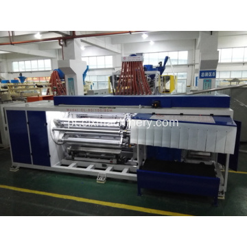 PE Co-Extrusão de moldagem Stretch Wrap Film Machine