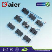 Daier kw4 micro interrupteur électrique micro-interrupteur