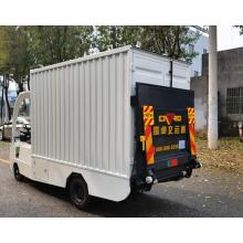 Battery Dump Truck for Factory