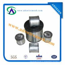 Fil d'acier inoxydable 410 pour la boule de nettoyage (ADS-SS-410)