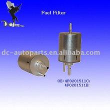 Prix bas pour le filtre à carburant 4F 0201511C Audi