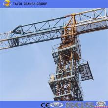 6ton Tower Crane Lifting Capacity Flat Top Tower Crane