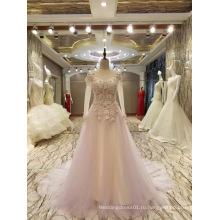 Новое Прибытие 2017 Мульти-Цвет Брак Бледно-Розовый Свадебные Платья
