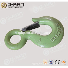 Rigging Factory Drop Forged Alloy Steel Products Hook