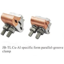 JBTL Cu-Al spezifische Form Parallel Nut Clamp