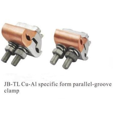 JBTL Cu-Al Specific Parallel Groove Clamp