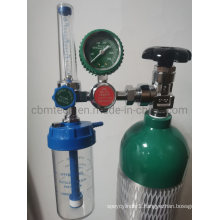 Oxygen Pressure Reduer for Medical Oxygen Cylinders