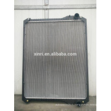 Pièces de camion de haute qualité Radiateur à tubes en aluminium pour radiateur HINO 700 16081-6250