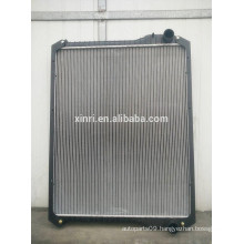 High quality truck parts Aluminum tube radiator for HINO 700 radiator 16081-6250