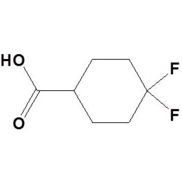 Ácido 4, 4 - difluorociclohexanocarboxílico Nº CAS 122665 - 97 - 8