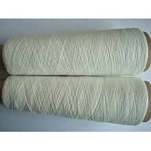 100% Fils de polyester -Raw White Ne12s / 6