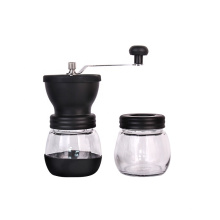 stainless steel coffee grinder glass containers