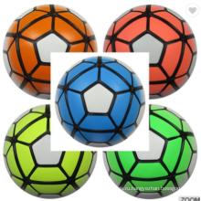 Оптовая Кожаный Изготовленный На Заказ Дешевый Тепловой Матч Кабальный Футбольный Мяч Оптом Размер 5 Обучение