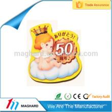 Визитная карточка магнит дешевый магнит бумаги для поощрения