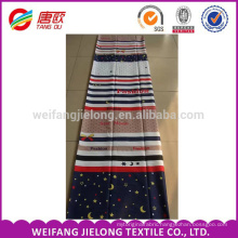 Fashion Inventory Cheap Printing 100 % Cotton Bedding Fabric
