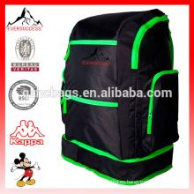 Mochila grande y elegante con mochila múltiple para entrenamiento en el compartimento principal