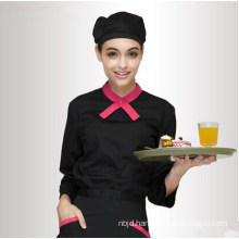 New Design Hotel Waitress Uniform High Fashion