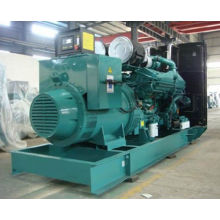 50kva - 1500kva Cummins Power Plant Generator, Cummins Diesel Genset
