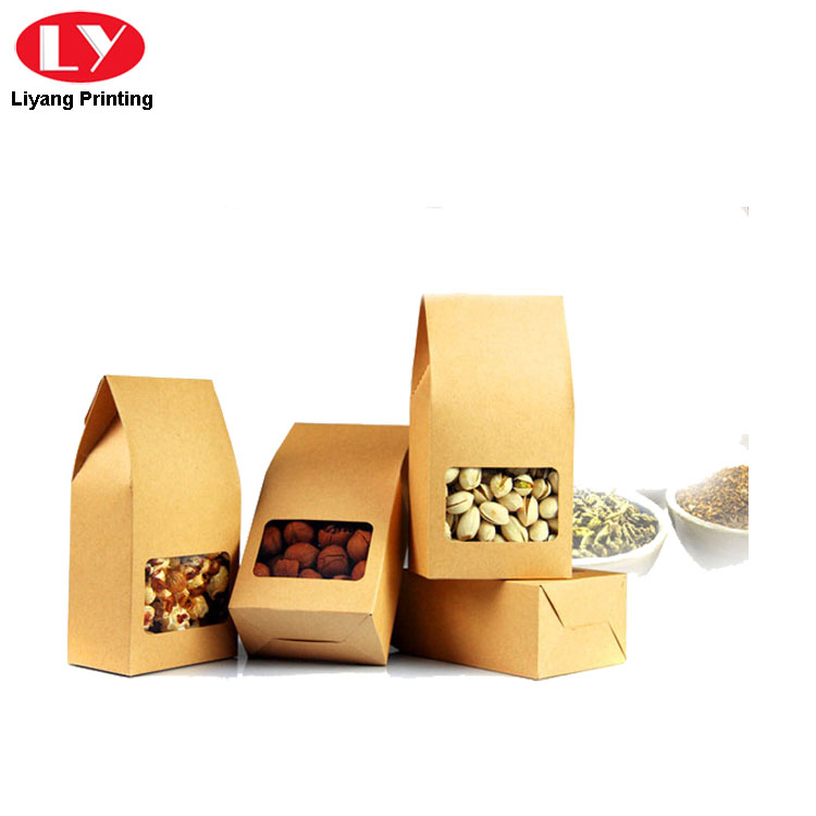 Tea Box Kraft Paper
