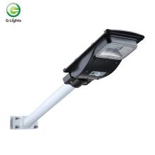 Luz de rua solar de alumínio fundido ip65 20w