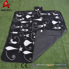 High quality waterproof outdoor picnic blanket