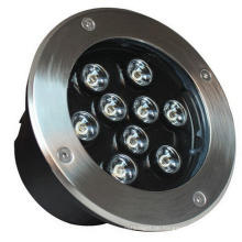 9W LED-Fußboden-Licht-Swimmingpool-LED-Lichter