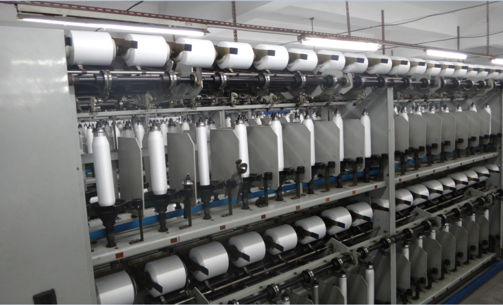 Precision Silk Winder Machine for Chemical Fiber