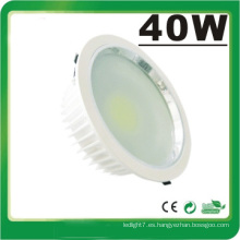 Lámpara LED LED Down Luz Dimmable LED Luz