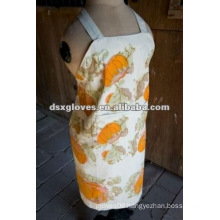 Cotton Floral Apron for Woman