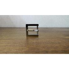Bolsa de cuero uso Vintage Metal Zinc Alloy Pin Belt Buckle