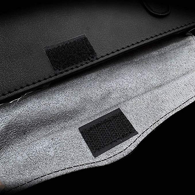 Pu Leather Hanging Sun Visor Car Tissue Box3 Jpg