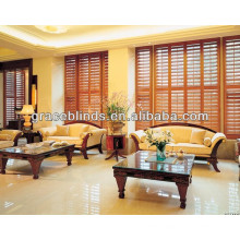 Indoor plantation window shutters supplier