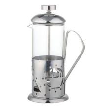 Presse à café française en acier inoxydable de 350 ml / 600 ml
