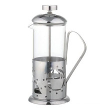 350ml/600ml Stainless Steel French Coffee Press