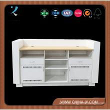 Wooden Modern Reception Counter Office Furniture