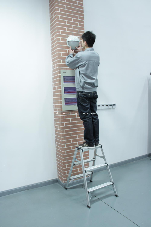 Step ladder step stool